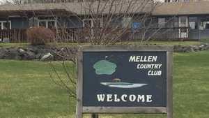 Mellen GC: Clubhouse