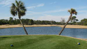 Perdido Bay Golf Club: #9