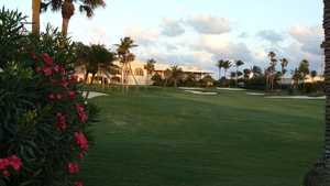 Palm Beach CC: Clubhouse