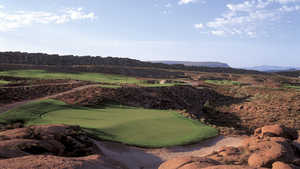 Coral Canyon GC: #6