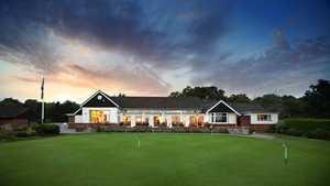 Stoneham GC: Clubhouse