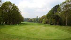 West Byfleet GC: #16