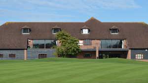 Drayton Park GC: the clubhouse