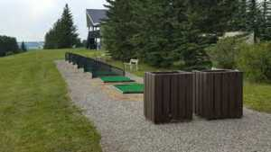 Fairways at Last Hill GCC: Driving range