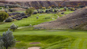 Cottonwood Coulee GC
