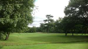 Aldenham GC: 3rd green