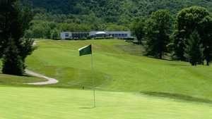 Fincastle on the Mountain GC: Clubhouse