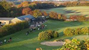 Haderslev GC - Championship: clubhouse & driving range