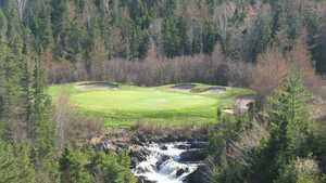 Terra Nova Golf Resort - Twin Rivers: #18