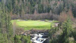 Terra Nova Golf Resort - Twin Rivers: #18