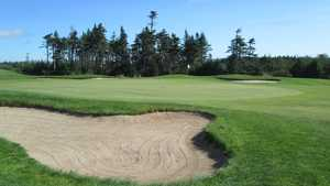 GlenDenning Golf: #18