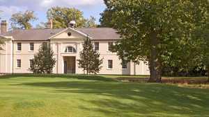 Luton Hoo's clubhouse
