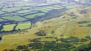 Tavistock GC: Aerial
