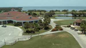 Cocoa Beach CC: Clubhouse