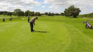 Barnard Castle GC: #15