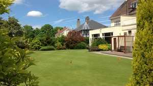 Runcorn GC: Clubhouse