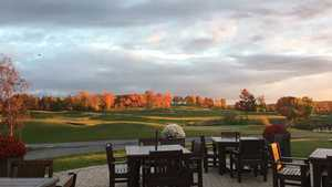The Quarry GC: Clubhouse