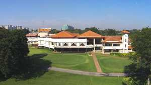 Kelab Golf Negara Subang: Clubhouse