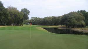 Robber's Row at Port Royal Golf Club - #18