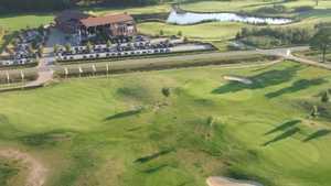 Bleijenbeek GC - Pitch & Putt: Aerial view