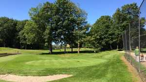Pitch & Putt Rhoon: #18
