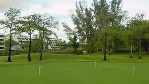 Inverrary CC: Putting green