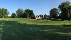 Club de Golf de Cowansville: Clubhouse