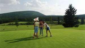 Club de Golf Murdochville: #9