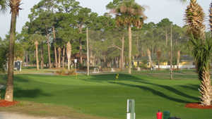 Hidden Lakes GC: chipping & driving range