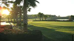 Stone Creek GC: putting green
