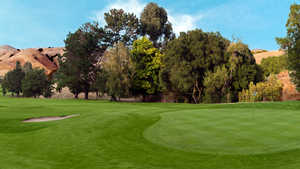 Franklin Canyon GC: #13