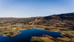 Vestlia Resort GC: Aerial view
