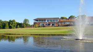 West Malling GC: Clubhouse