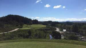 Haugaland GC - Sveio Golfpark: #1