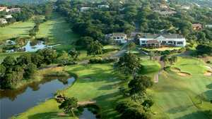 Southbroom GC: Aerial view