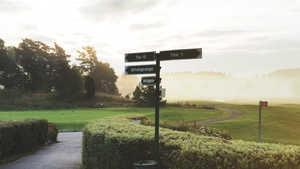 Akersberga GC: Practice area