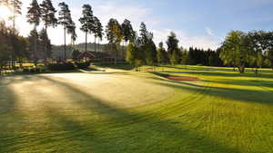 Arvika GC: #4 & clubhouse