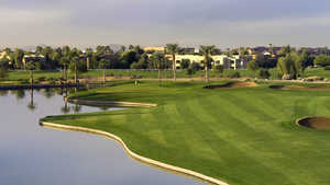Palm Valley Golf Club - Palms: #18