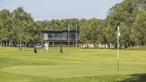 Halmstad GC - South: #1
