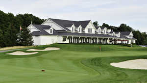 Copetown Woods GC: Clubhouse