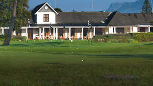 Royal Cape GC: Clubhouse