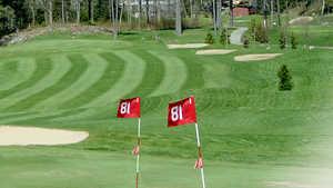 Club de Golf Lac Brome: #18