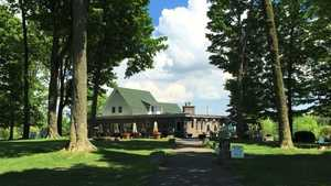 Golf des Arpents Verts: Clubhouse