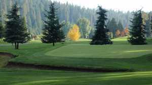 Sequoia Woods CC