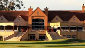 Paarl GC and Boschenmeer: Clubhouse