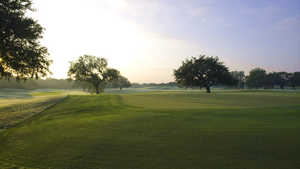 Hill Country GC: Practice area