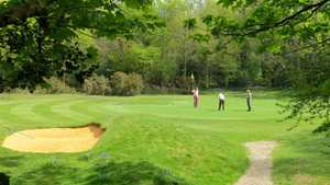 Limpsfield Chart GC