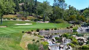 Lakes at North Ranch CC: #8
