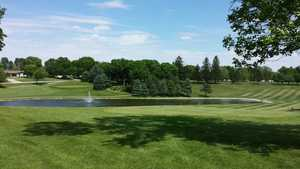 Round Grove GCC: Practice area