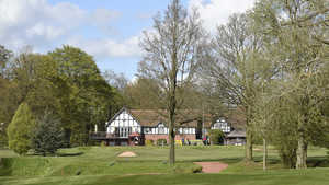 Lilleshall Hall GC: Clubhouse
